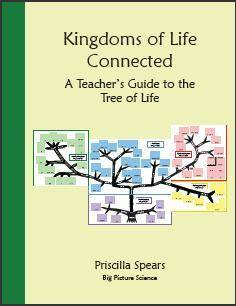 Kingdoms of Life Connected -- A Teacher's Guide to the Tree of Life